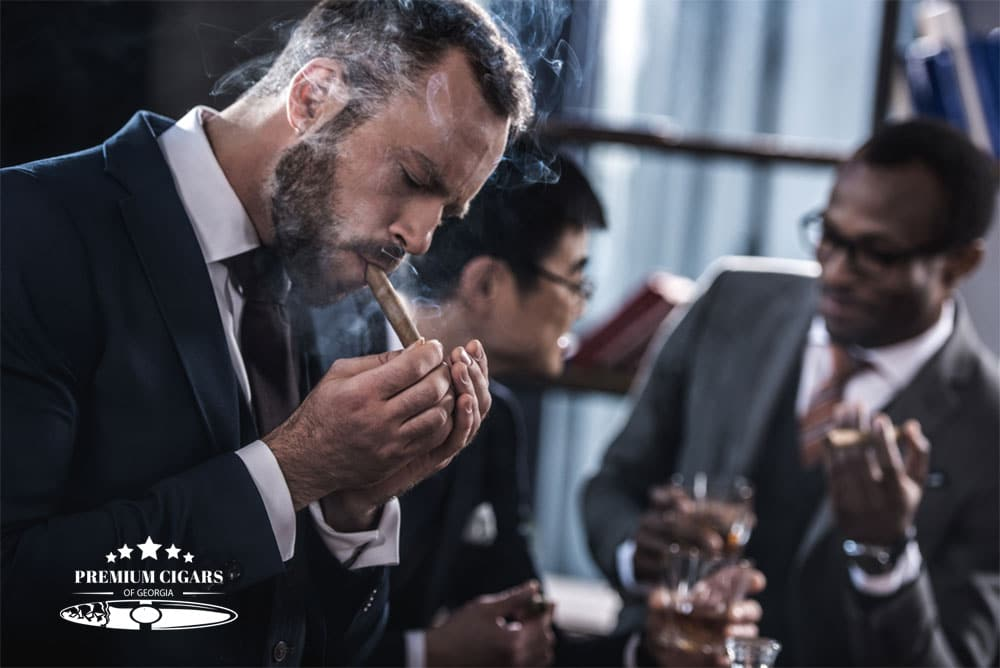 Cigar Lounge Rules of Cigar Etiquette