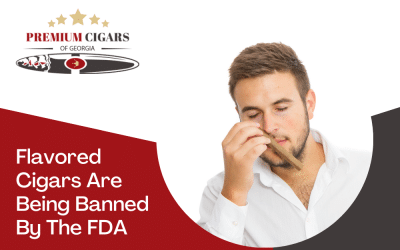 Flavored Cigars Are Being Banned By The FDA